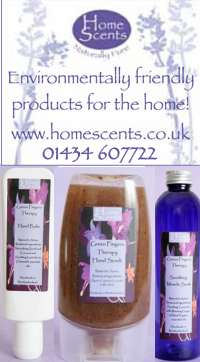 Homescents Green Fingers Therapy