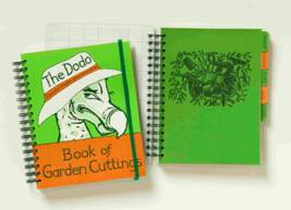 Dodo Book of Garden Cuttings