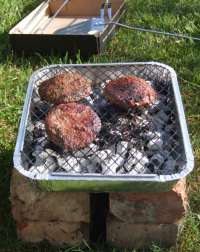 Fair Trade barbeque