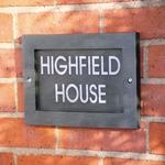 House Name Plaque
