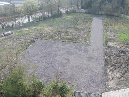 Brand new allotment site