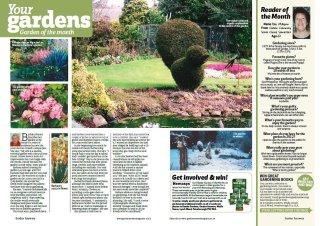 your gardens