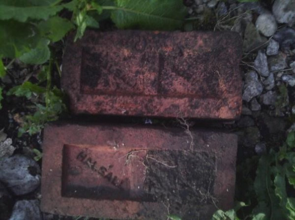 Halsall brick bury