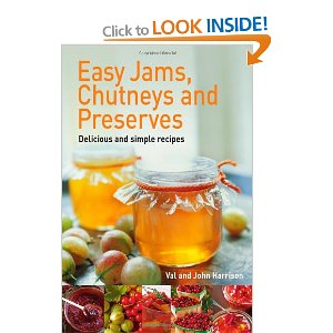 Jam recipe book - John Harrison