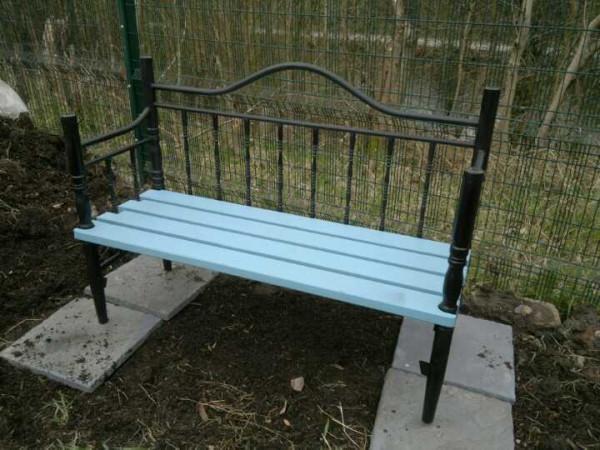 Beautiful bench