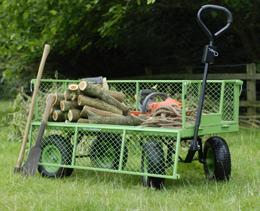 Large Garden Trolley