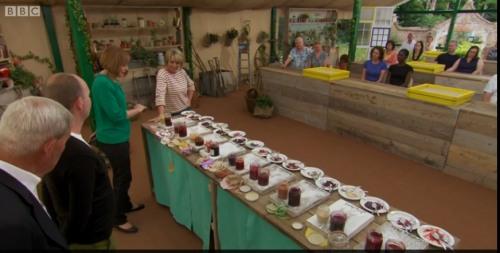 jam judging on the big allotment challenge