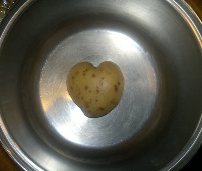 Love potatoes